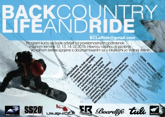 Backcountry Life and Ride